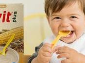 Papillas blevit plus cereales.