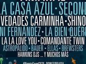 Planeta Sound 2020: Second, Dani Fernández, Love You, Ellas, Hawkins DJs...