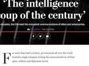 Alemania espiaron décadas comunicaciones aliados adversarios