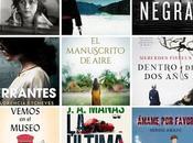 Resultado ganadores Reto Autores 2019.