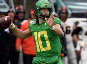 quarterbacks seguir durante Scouting Combine 2020