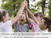 Búsquedas Tesoro celebraciones infantiles aire libre