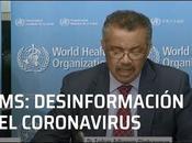 coronavirus 'infodemia' masiva