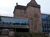 John Napier Edimburgo: residencia.