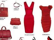 armario rojo vivo