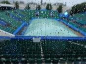 lluvia obligó suspender jornada Eastbourne