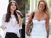 """""""Latigazo"""" Britney Spears Selena Gómez"""