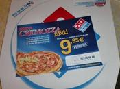 Domino´s pizza gratis/ドミノピザ