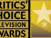 Nominaciones Critics' Choice Television Awards