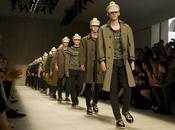 Exclusivo Desfile Burberry Prosum Hombre PV12. novedoso Marketing Exclusividad Inmediatez para fashionistas. Video desfile