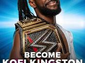 Kofi Kingston revela colitas cabello