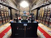 Bibioteca Senado: biblioteca bonita Madrid