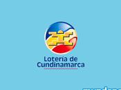 Lotería Cundinamarca lunes febrero 2020
