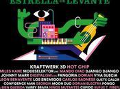 Miles Kane Django cierran cartel WARM Estrella Levante 2020