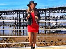 Outfit Little Dress (Vestido rojo mini)