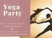 Clínica Barrientos organiza viernes 'Yoga party'