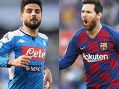 Napoli Barcelona: dónde vivo Champions League Octavos Final