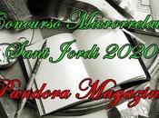Concurso Microrrelatos Sant Jordi 2020 Pandora Magazine