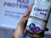 Ensure Protein, bebida para atletas día.