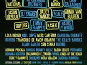 Camiño 2020: Chemical Brothers, National, Foals, Editors, Liam Gallagher, Bunny, Daddy Yankee, Jason Derulo...