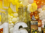 Ideas sweet 16th party