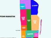 Manhattan (Nueva York): Barrios atracciones Mapa [2020]