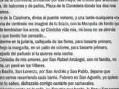 Fandango Córdoba Manuel Carrasco