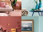 Tendencias colores para hogar