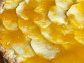 Receta: tarta manzana masa quebrada.