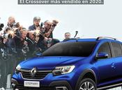 Renault stepway modelo vendido segmento ecuador 2020