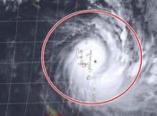 """Poderoso ciclón tropical """"Harold"""" desata furia sobre Islas Vanuatu acerca Fiji"""
