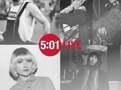Levi's 5:01 live agenda semanal para quedarse casa