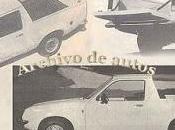 Grumett Pick-Up 1980