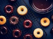 Mini donuts veganos