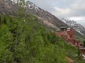 Kennicott, pueblo fantasma Alaska profunda