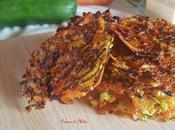 Chips zanahoria, calabacín parmesano #lunessincarne