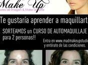 SORTEAMOS CURSO AUTOMAQUILLAJE para PERSONAS!!