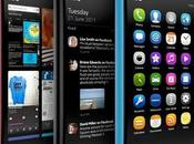 Nokia MeeGo botones