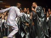 Coro Gospel Madrid emociona Daimiel