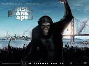 simios tienen nuevo póster trailer
