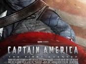 Nuevo trailer repleto metraje patriótico póster 'Captain America: First Avenger'