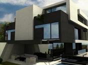 Diseño pareados A-cero, zona residencial Madrid