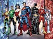 JUSTICE LEAGUE sobre nueva Liga Justicia