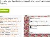 Compartir música Twitter