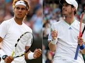 Wimbledon: Nadal Murray avanzaron semifinales