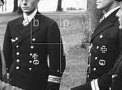 Führer condecora ases U-Boot Heinrich Liebe, Herbert Schultze Engelbert Endrass 30/06/1941.
