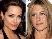 rivalidad entre Jolie Aniston