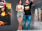 GML's Funny Parodies T-Shirts (Sims