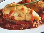Pechugas pollo pimientos
