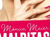 Reseña: Malditas palabras Amor, Mónica Maier